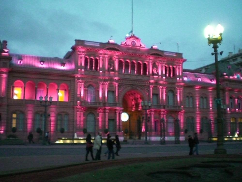 Exploring Buenos Aires (1/4)