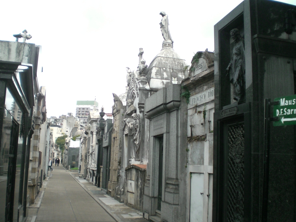 Exploring Buenos Aires (3/4)
